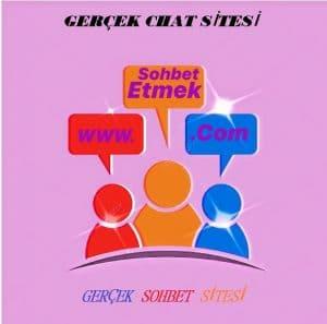 Gerçek Chat Sitesi