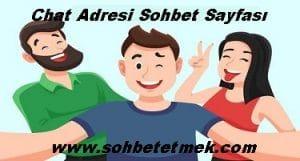 Chat Adresi Sohbet Sayfasi