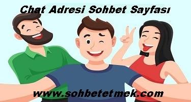 Chat Adresi Sohbet Sayfası