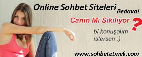 Online Sohbet Siteleri Bedava