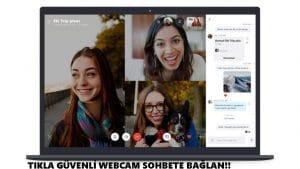Webcam Görüntülü Sohbet