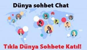 Dünyasohbet Chat
