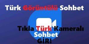 Türk Görüntülü Sohbet