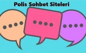 Polis Sohbet Siteleri