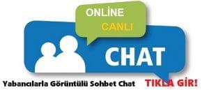 Yabancılarla Görüntülü Sohbet Chat