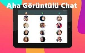 Aha Görüntülü Chat