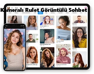 Kameralı Rulet Görüntülü Sohbet