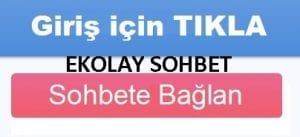 Ekolay Sohbet